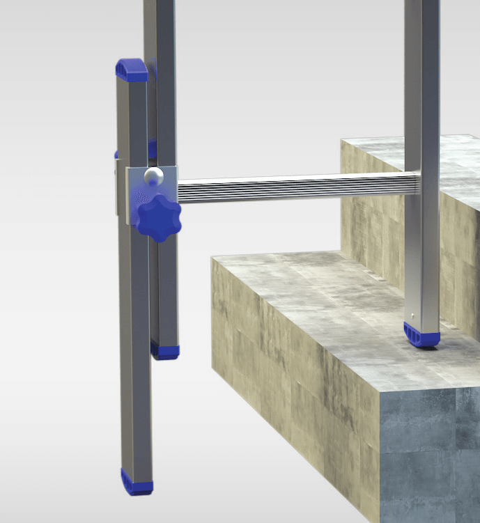 Lengthening Device/leg For VHR Ladders