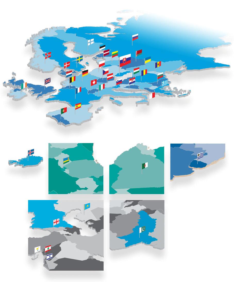Mapa exportu